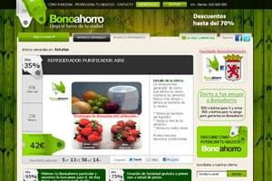 web para móviles de diseño creativo para ofertas 1