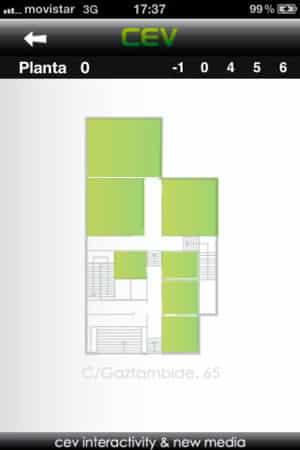 diseño de aplicaciones iphone y androd de cev multimedia 3