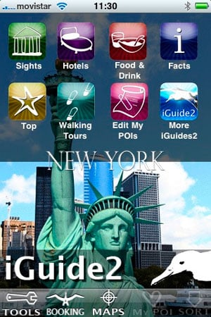 diseño aplicaciones android e iphone creativa para iguide 1