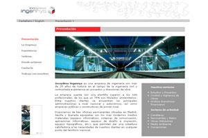 webs para móviles de diseño creativo para ingennya 1