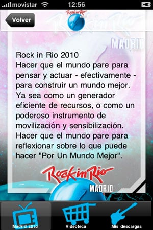 diseño de aplicaciones iphone creativas para rockinrio 3