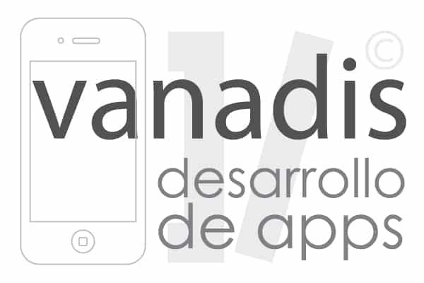 diseno aplicaciones android - empresa de desarrollo de apps en madrid - vanadis