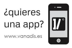 empresa de aplicaciones moviles iphone y android en madrid - vanadis