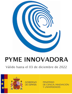 Sello Vanadis Pyme Innovadora